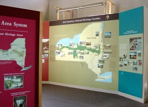 Visitor Center for Erie Canalway National Historic Corridor