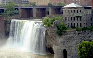 High Falls of the Genesee, Rochester