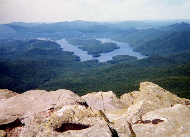 Lake Placid View