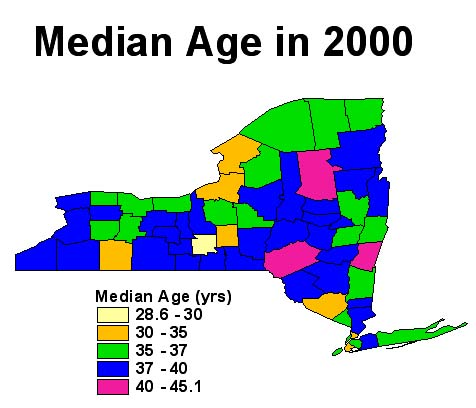 Map Of New York For Students.Thematic Maps Of Nys 1